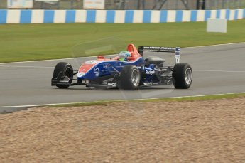 © Octane Photographic 2011 – British Formula 3 - Donington Park - Race 2. 25th September 2011, William Buller - Fortec Motorsport - Dallara F311 Mercedes HWA. Digital Ref : 0186lw1d6848