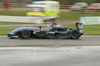 © Octane Photographic 2011 – British Formula 3 - Donington Park - Race 2. 25th September 2011. Digital Ref : 0186lw1d7140