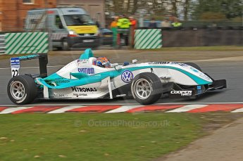 © Octane Photographic 2010. British Formula 3 Easter weekend April 3rd 2010 - Oulton Park, Jazemann Jaafar - Carlin. Digital Ref. 0049CB1D6349