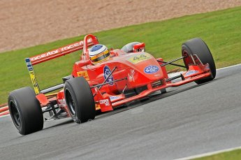 © Octane Photographic 2010. British Formula 3 Easter weekend April 5th 2010 - Oulton Park. Digital Ref. T-sport, James Cole. 0049CB7D1043