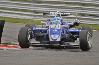 © Octane Photographic 2010. British Formula 3 Easter weekend April 5th 2010 - Oulton Park, Rupert Svendson-Cook - Carlin. Digital Ref. 0049CB7D1357