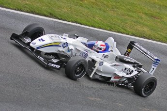 © Octane Photographic 2010. British Formula 3 Easter weekend April 5th 2010 - Oulton Park. Digital Ref. T-Sport, Alex Brundle. 0049LW40D1406