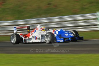 © Octane Photographic 2010. British Formula 3 Easter weekend April 3rd 2010 - Oulton Park, James Calado. Digital Ref. 0049CB1D4963