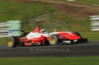© Octane Photographic 2010. British Formula 3 Easter weekend April 3rd 2010 - Oulton Park. Litespeed F3, Jay Bridger. Digital Ref. 0049CB1D4972