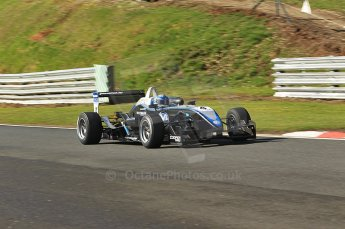 © Octane Photographic 2010. British Formula 3 Easter weekend April 3rd 2010 - Oulton Park. Hitech Racing - Gabriel Dias. Digital Ref. 0049CB1D5128