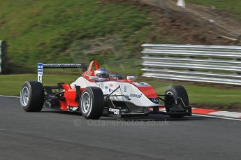 © Octane Photographic 2010. British Formula 3 Easter weekend April 3rd 2010 - Oulton Park. Litespeed F3, Jay Bridger. Digital Ref. 0049CB1D5242