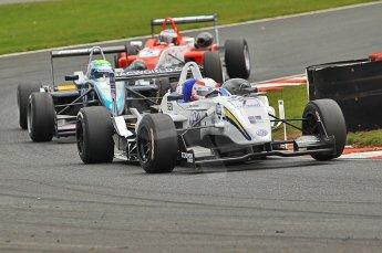 © Octane Photographic 2010. British Formula 3 Easter weekend April 5th 2010 - Oulton Park. T-Sport, Alex Brundle. Digital Ref. 0049CB1D8175
