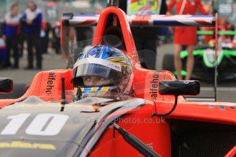 World © Octane Photographic Ltd. 2011. British GP, Silverstone, Sunday 9th July 2011. GP3 Race 2. Digital Ref: 0111LW7D6684