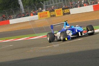 World © Octane Photographic Ltd. 2011. British GP, Silverstone, Sunday 9th July 2011. GP3 Race 2. Digital Ref: 0111LW7D6805