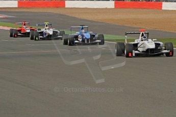 World © Octane Photographic Ltd. 2011. British GP, Silverstone, Sunday 9th July 2011. GP3 Race 2. Digital Ref: 0111LW7D7269