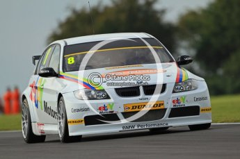 © Octane Photographic Ltd. 2011. British Touring Car Championship – Snetterton 300, Rob Collard - BMW320i - WSR. Saturday 6th August 2011. Digital Ref : 0121CB7D8636