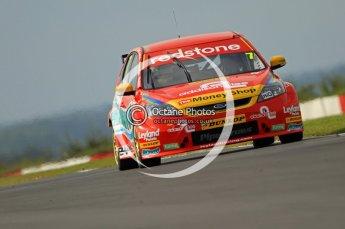 © Octane Photographic Ltd. 2011. British Touring Car Championship – Snetterton 300, Matt Jackson - Ford Focus - Airwaves Racing. Saturday 6th August 2011. Digital Ref : 0121CB7D8644
