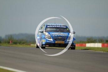 © Octane Photographic Ltd. 2011. British Touring Car Championship – Snetterton 300, Jason Plato - Chevrolet Cruze - Silverline. Saturday 6th August 2011. Digital Ref : 0121CB7D8673