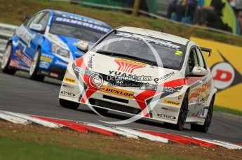 © Octane Photographic Ltd. 2011. British Touring Car Championship – Snetterton 300, Matt Neal - Honda Civic - Honda Racing Team. Saturday 6th August 2011. Digital Ref : 0121CB7D9460