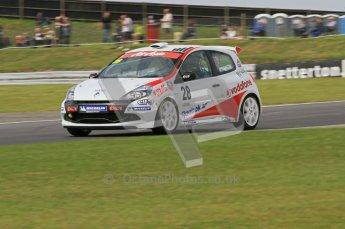 © 2011 Octane Photographic Ltd. Clio Cup - Snett - 6th August 2011. Nicholas Hamilton. Digital Ref : 0224lw7d0109