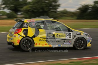 © 2011 Octane Photographic Ltd. Clio Cup - Snett - 6th August 2011. Digital Ref : 0224lw7d0382