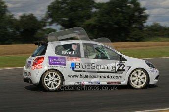 © 2011 Octane Photographic Ltd. Clio Cup - Snett - 6th August 2011. Digital Ref : 0224lw7d0424