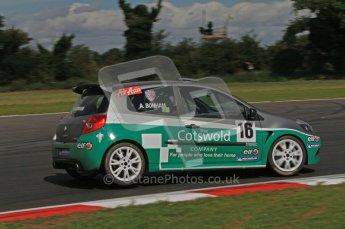 © 2011 Octane Photographic Ltd. Clio Cup - Snett - 6th August 2011. Digital Ref : 0224lw7d0438