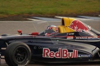 World © Octane Photographic Ltd/ Carl Jones. Daniil Kvyat Formula Renault 2.0 - Rockingham 12th November 2011 Digital ref : 0876cjsony05353.jpg