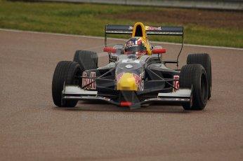 World © Octane Photographic Ltd/ Carl Jones. Daniil Kvyat Formula Renault 2.0 - Rockingham 12th November 2011 Digital ref : 0876cjsony05601.jpg