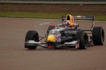 World © Octane Photographic Ltd/ Carl Jones. Daniil Kvyat Formula Renault 2.0 - Rockingham 12th November 2011 Digital ref : 0876cjsony05623.jpg