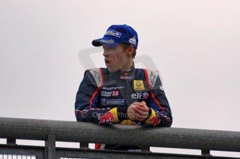 World © Octane Photographic Ltd/ Carl Jones. Daniil Kvyat Formula Renault 2.0 - Rockingham 12th November 2011 Digital ref : 0876cjsony05690.jpg