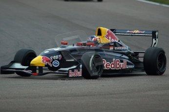 World © Octane Photographic Ltd/ Carl Jones. Daniil Kvyat Formula Renault 2.0 - Rockingham 12th November 2011 Digital ref : 0876cjsony05767.jpg