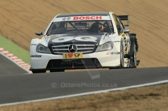 © Octane Photographic Ltd. 2011. DTM Round 7– Brands Hatch. Practice 1. Friday 2nd September 2011. Digital Ref : 0171CB1D1231