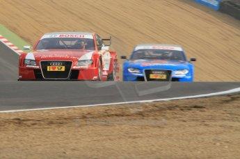 © Octane Photographic Ltd. 2011. DTM Round 7– Brands Hatch. Practice 1. Friday 2nd September 2011. Digital Ref : 0171CB7D1022