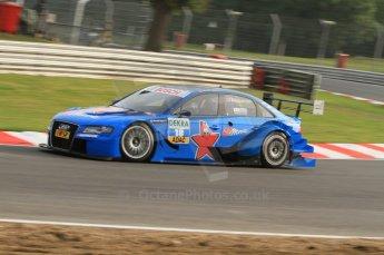 © Octane Photographic Ltd. 2011. DTM Round 7– Brands Hatch. Practice 1. Friday 2nd September 2011. Digital Ref : 0171CB7D1107