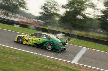 © Octane Photographic Ltd. 2011. DTM Round 7– Brands Hatch. Practice 1. Friday 2nd September 2011. Digital Ref : 0171CB7D1180