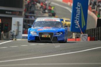 © Octane Photographic Ltd. 2011. DTM Round 7– Brands Hatch. Practice 2. Friday 2nd September 2011. Digital Ref : 0172CB1D1708