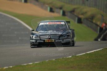© Octane Photographic Ltd. 2011. DTM Round 7– Brands Hatch. Practice 2. Friday 2nd September 2011. Digital Ref : 0172CB1D1786