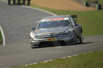 © Octane Photographic Ltd. 2011. DTM Round 7– Brands Hatch. Practice 2. Friday 2nd September 2011. Digital Ref : 0172CB1D1811