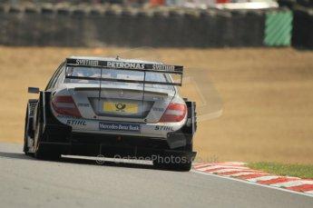© Octane Photographic Ltd. 2011. DTM Round 7– Brands Hatch. Practice 2. Friday 2nd September 2011. Digital Ref : 0172CB1D1821