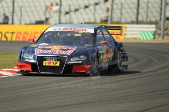 © Octane Photographic Ltd. 2011. DTM Round 7– Brands Hatch. Practice 2. Friday 2nd September 2011. Digital Ref : 0172CB1D2100