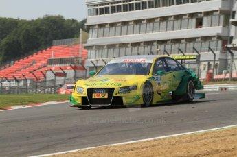 © Octane Photographic Ltd. 2011. DTM Round 7– Brands Hatch. Practice 2. Friday 2nd September 2011. Digital Ref : 0172CB1D1595