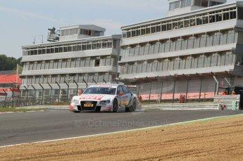 © Octane Photographic Ltd. 2011. DTM Round 7– Brands Hatch. Practice 2. Friday 2nd September 2011. Digital Ref : 0172CB7D1612