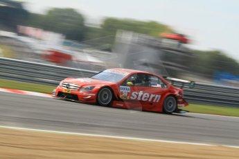 © Octane Photographic Ltd. 2011. DTM Round 7– Brands Hatch. Practice 2. Friday 2nd September 2011. Digital Ref : 0172CB7D1686
