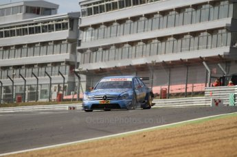 © Octane Photographic Ltd. 2011. DTM Round 7– Brands Hatch. Practice 2. Friday 2nd September 2011. Digital Ref : 0172CB7D1720