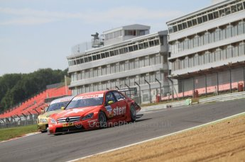 © Octane Photographic Ltd. 2011. DTM Round 7– Brands Hatch. Practice 2. Friday 2nd September 2011. Digital Ref : 0172CB7D1723