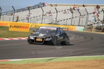 © Octane Photographic Ltd. 2011. DTM Round 7– Brands Hatch. Practice 2. Friday 2nd September 2011. Digital Ref : 0172CB7D1768