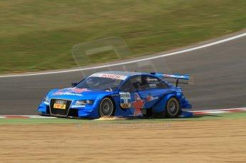 © Octane Photographic Ltd. 2011. DTM Round 7– Brands Hatch. Practice 2. Friday 2nd September 2011. Digital Ref : 0172CB7D1922