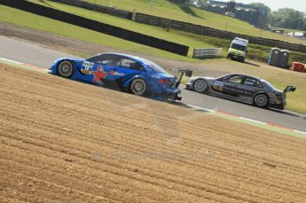 © Octane Photographic Ltd. 2011. DTM Round 7– Brands Hatch. Practice 2. Friday 2nd September 2011. Digital Ref : 0172CB7D2158