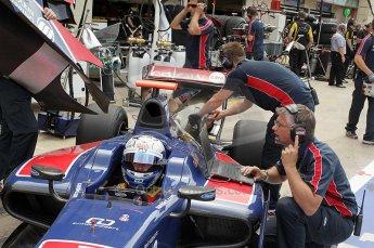 © Octane Photographic Ltd. 2011. European Formula1 GP, Friday 24th June 2011. GP2 Practice. Sam Bird - iSport International. Digital Ref: 0082CB1D6461