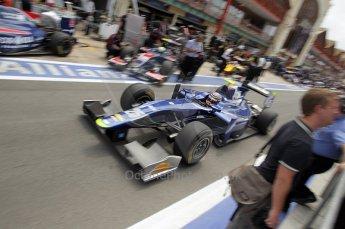 © Octane Photographic Ltd. 2011. European Formula1 GP, Friday 24th June 2011. GP2 Practice. Alvaro Parente - Carlin. Digital Ref: 0082CB1D6487