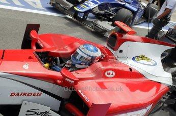 © Octane Photographic Ltd. 2011. European Formula1 GP, Friday 24th June 2011. GP2 Practice. Michael Herck - Scuderia Coloni. Digital Ref: 0082CB1D6504