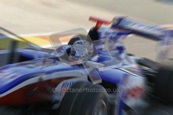 © Octane Photographic Ltd. 2011. European Formula1 GP, Sunday 26th June 2011. GP2 Sunday race. Rodolfo González - Trident Racing. Digital Ref: 0090CB1D9014