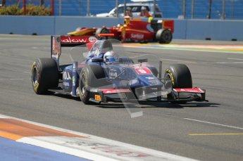 © Octane Photographic Ltd. 2011. European Formula1 GP, Sunday 26th June 2011. GP2 Sunday race. Sam Bird - iSport International. Digital Ref:  0090CB1D9177