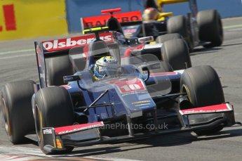 © Octane Photographic Ltd. 2011. European Formula1 GP, Sunday 26th June 2011. GP2 Sunday race. Marcus Ericsson - iSport International. Digital Ref:  0090CB1D9380